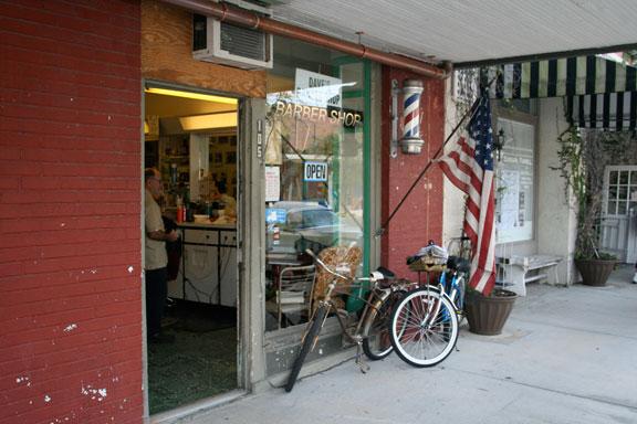 Day 1 – Barber Shop in Sanford, FL