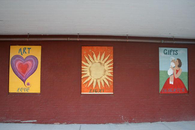 Street Art on Palmetto