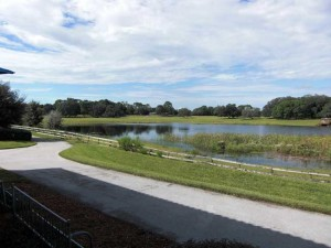 Biketrail from Lake Mary to Maitland starts just behind Panera Bread