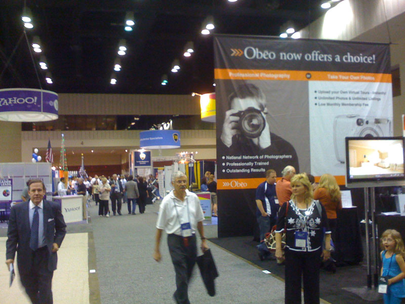 NAR Conference and Expo 2008 in Orlando FL