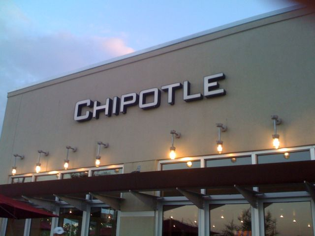 Day 55 – Chipotle Mexican Fast Food
