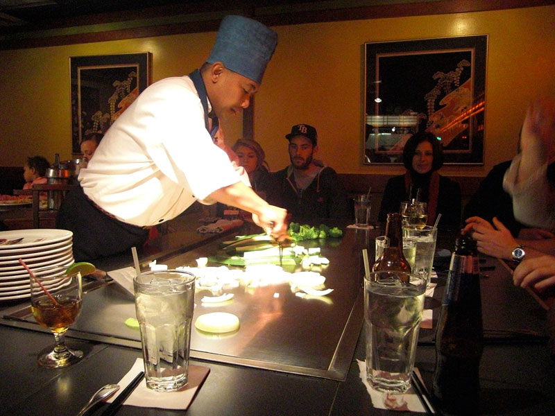 Day 63 – Kobe Japanese Steakhouse in Altamonte Springs