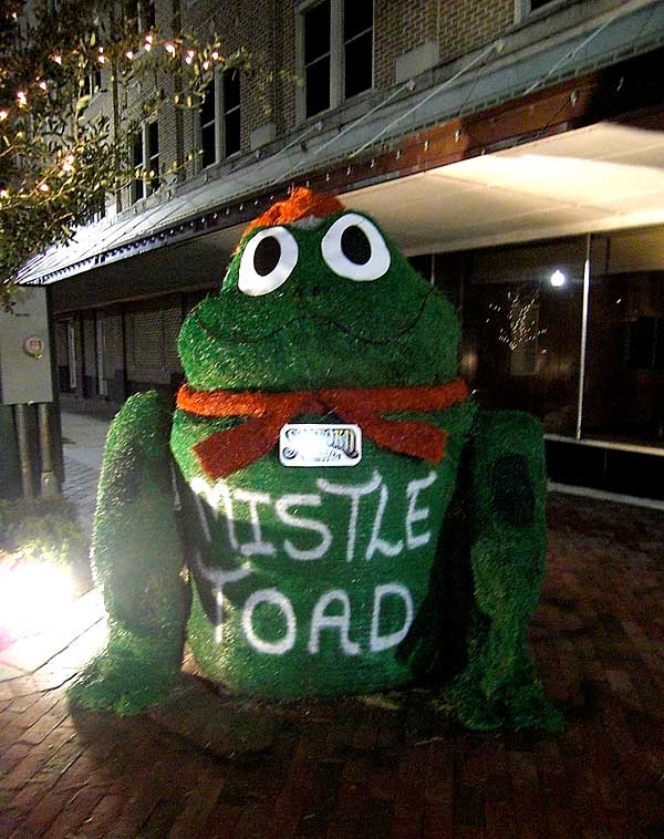 Day 86 – The Sanford Mistle Toad