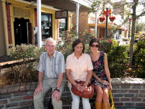 Ma and Pa in Sanford