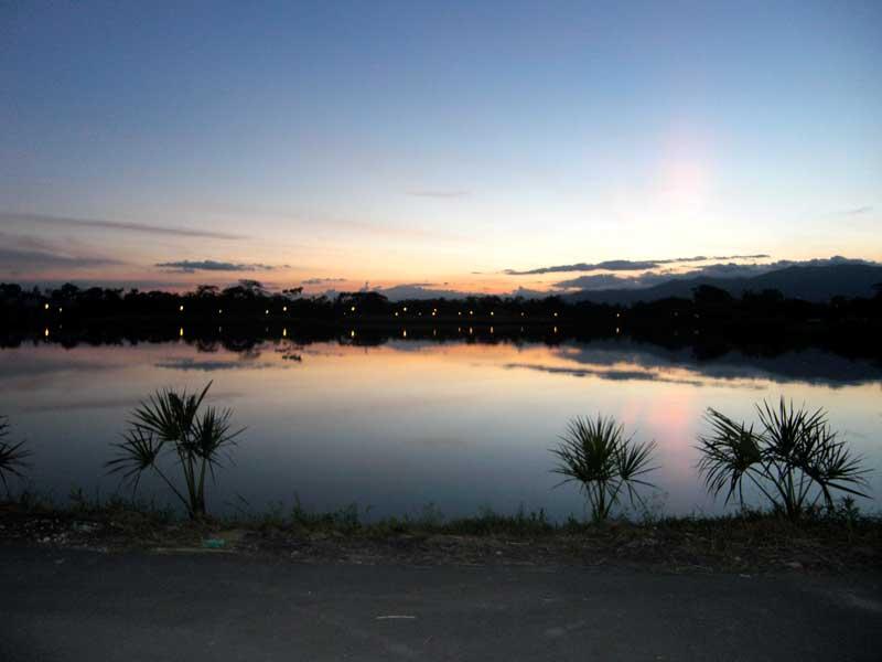 Day 106 – Sunset in Villavicencio
