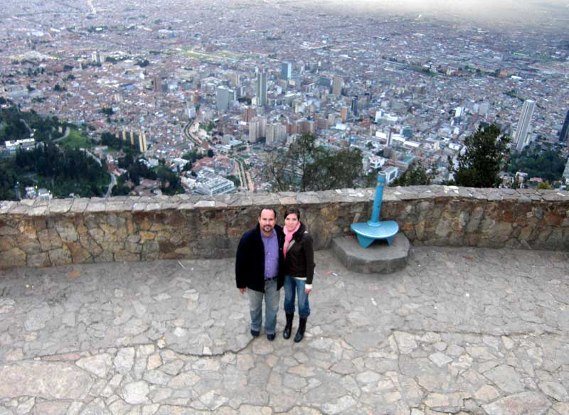 Day 112 – Great Day in Bogota and where you can find Colombian Food in Lake Mary
