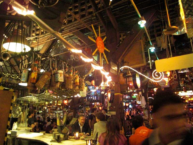 Day 113 – The Salt Cathedral, La Savannah and Andres Carne de Res