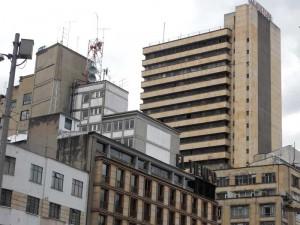 Buildings in Bogota