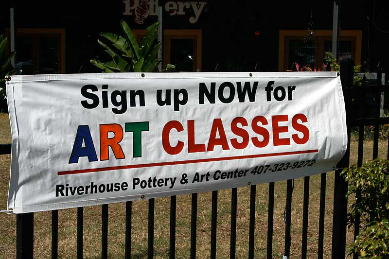 Art Classes in Sanford