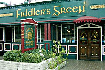 Fiddlers Green is Green