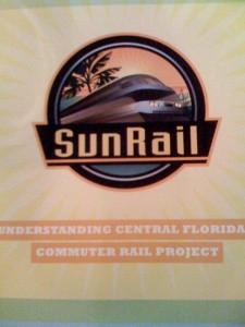 Sun Rail Train Brochure