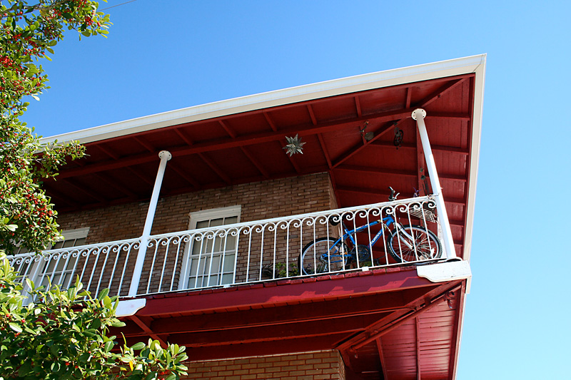 Day 143 – Balcony in Downtown Sanford FL