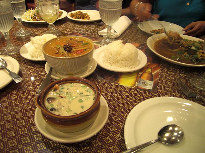 Day 183 – Ayothaya Thai Restaurant in Orlando FL