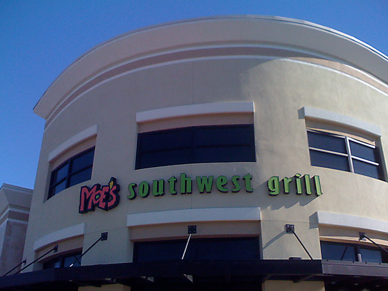 Day 185 – Moes Southwest Grill
