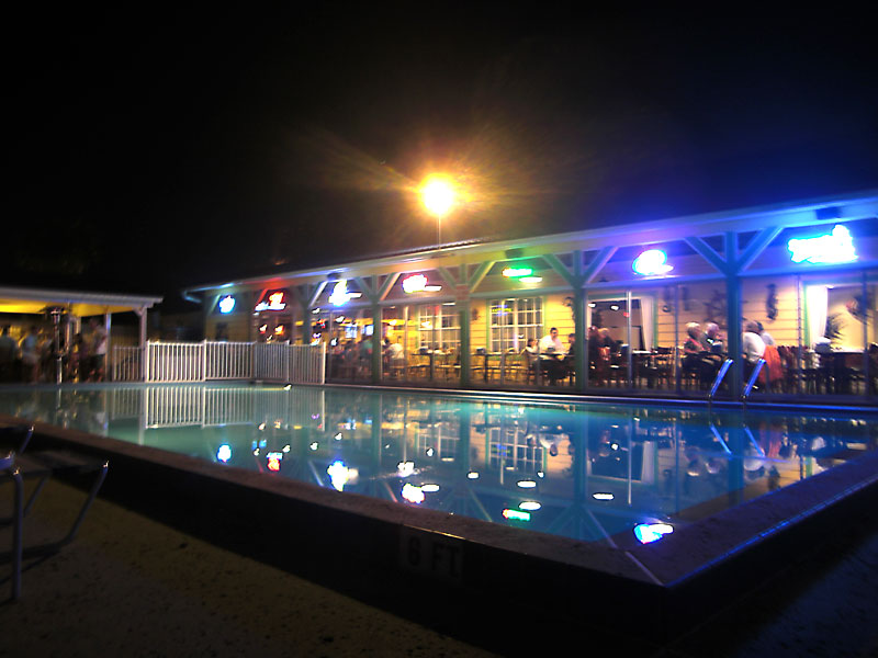 Day 171 – Captains Cove Poolside Restaurant and Bar in Sanford FL