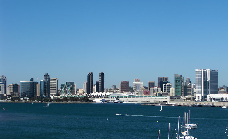 Day 194 – Leaving San Diego