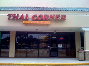Thai Corner in Lake Mary