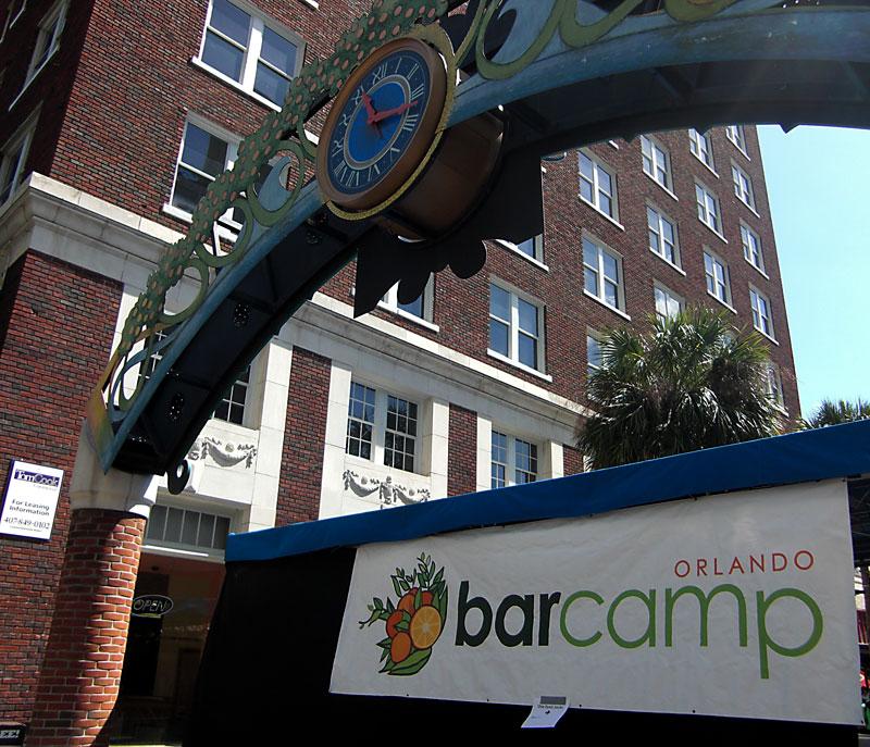Day 213 – Bar Camp Orlando