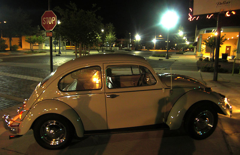 Day 217 – Gorgeous VW Beetle in Sanford FL