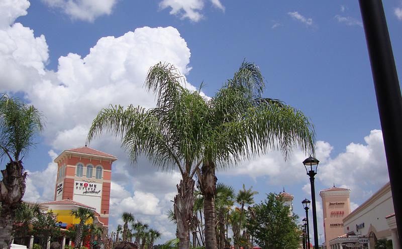 Prime Outlet Mall Orlando