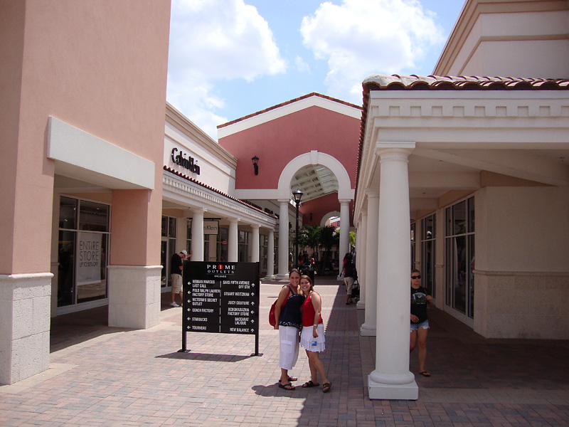 Day 250 – Prime Outlet Mall Orlando