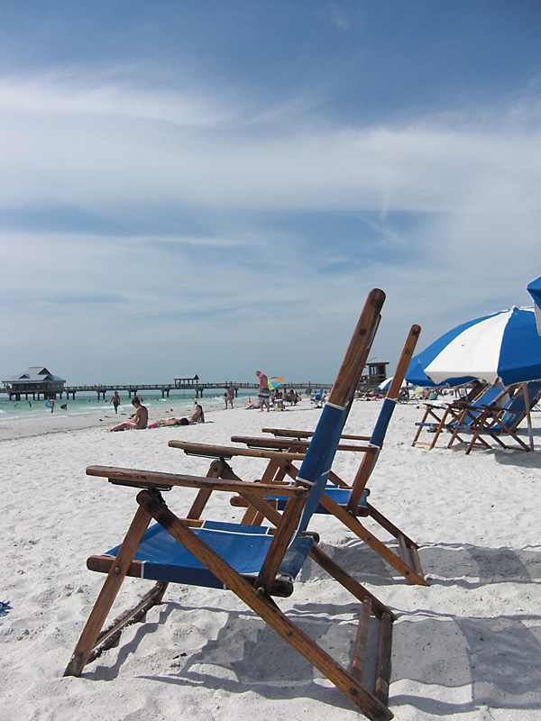 Day 253 – Clearwater Beach FL