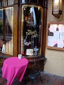 The Dessert Lady Downtown Orlando