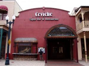 Ceviche Orlando