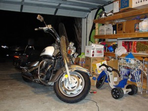Random Garage Shot