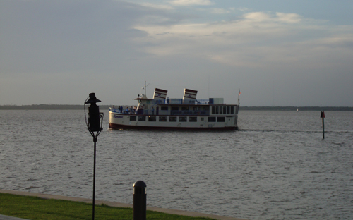 Day 263 – Rivership Romance in Sanford FL