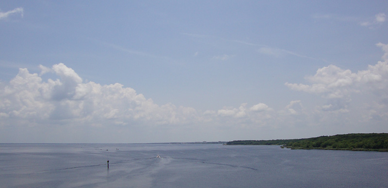 Day 265 – Lake Monroe FL