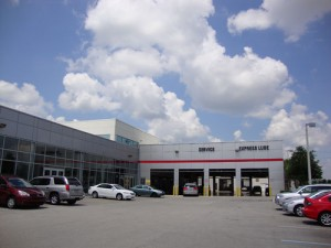 Serice Center David Maus Toyota