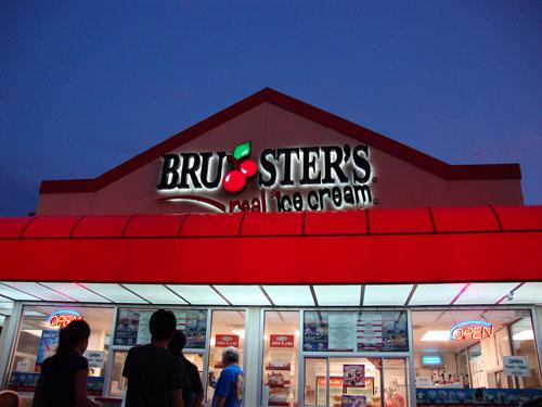 Brusters Ice Cream Lake Mary