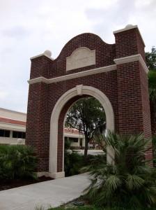 First Street Arches Sanford