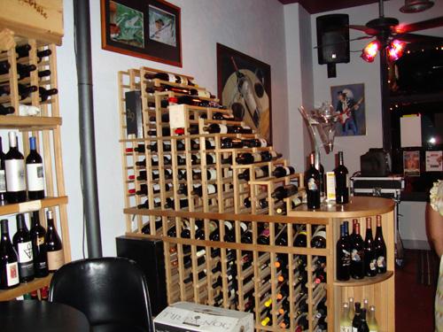 Inside Sanford Wine Company