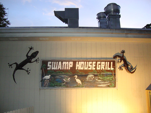 Swamp House Grill Debary