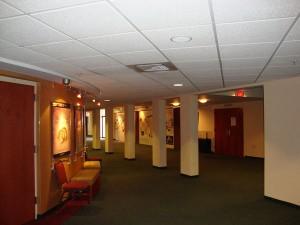 Inside the Orlando Shakespeare Center