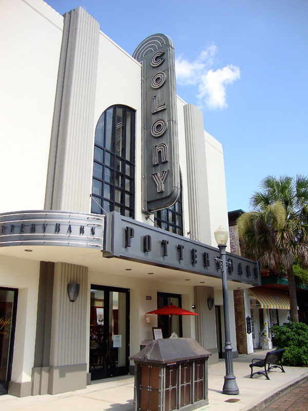 Day 340 – Colony Theater in Winter Park