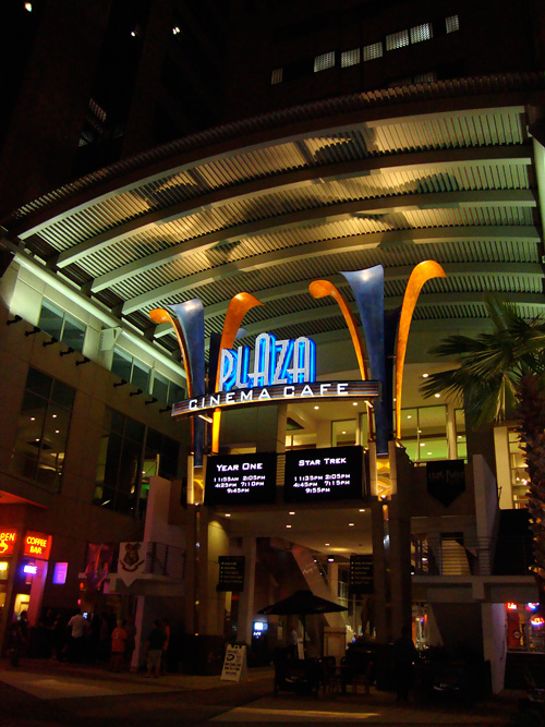 Day 307 – Plaza Cinema Cafe Downtown Orlando FL