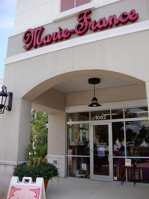 Marie France Fashion in Lake Mary