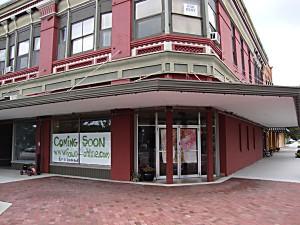 New Store in Bishop Block Building