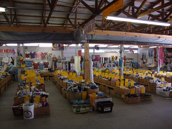 Day 326 – Flea World Sanford – America's Largest Fleamarket