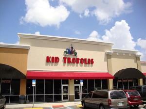Kidtropolis Sanford FL
