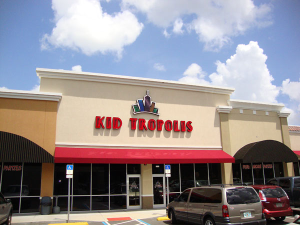 Day 333 – Kidtropolis in Sanford FL