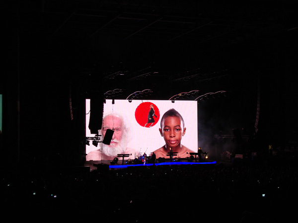 Depeche Mode Tour of the Universe 2009