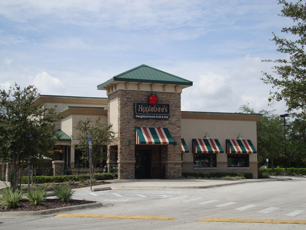 Day 358 – Applebees Lake Mary FL