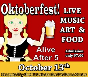 Sanford Oktoberfest 2011