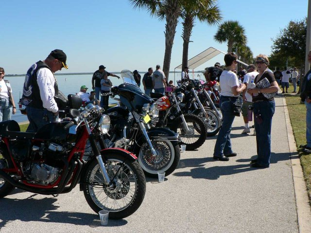Sanford Bike Show