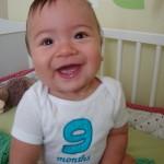9 month onesie