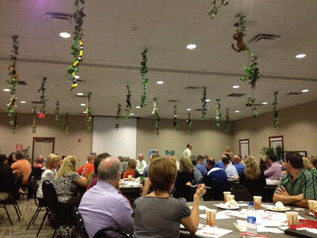 Picture of My Day – 56 – Sanford Chamber of Commerce Breakfast